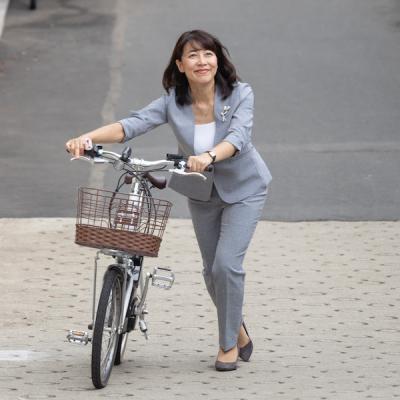 文京区議会議員 田中かすみ